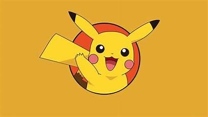 Pikachu Pokemon Anime Yellow Wallpapers Theme Tab