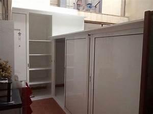armarios, de, exterior, en, aluminio, estancos, endiagonal, mar, , poble, nou, , barcelona