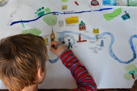 draw  map   city babyccino kids daily tips