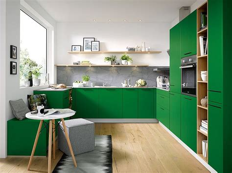 color  style trends  kitchens shaping kitchens