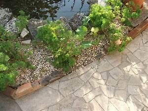 Refaire Son Jardin Gratuitement : bordure d allee meilleures images d 39 inspiration pour ~ Premium-room.com Idées de Décoration