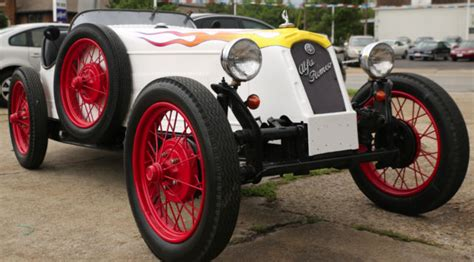1931 Alfa Romeo Kit Car by 1931 Cadillac V8 Roadster Kit