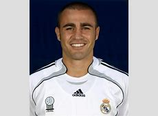 Cannavaro Real Madrid CF