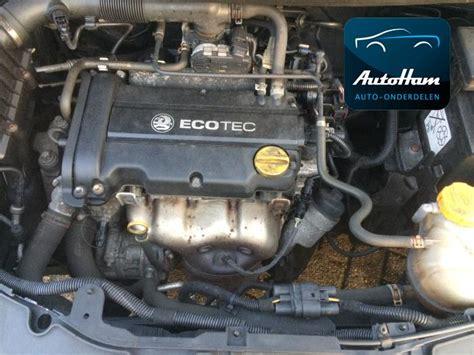 Opel Motors by Gebruikte Opel Corsa D 1 2 16v Motor Z12xep Autoham