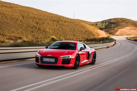 2018 Audi R8 V10 Plus Review Gtspirit