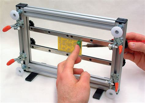 Build Circuit Board Assembly Jig Nuts Volts Magazine