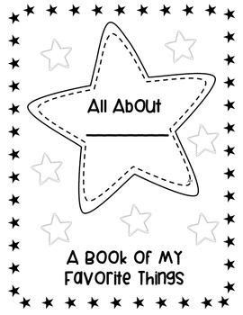 free quot all about me quot printable book emergent readers 407 | 4a6ec986a383d3ab24105e9156156797