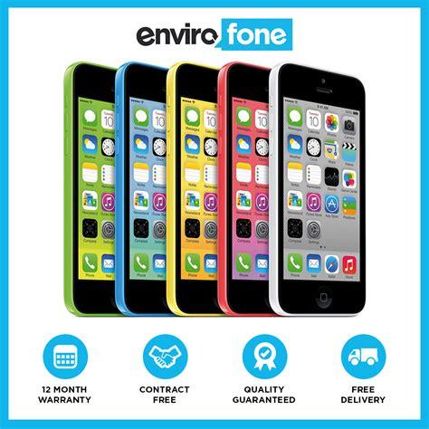 ebay refurbished iphone apple iphone 5c 8gb 16gb 32gb unlocked sim free