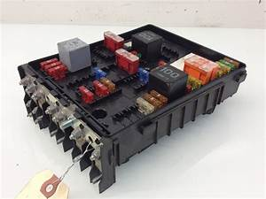 2007 2008 Volkswagen Eos Engine Fuse Box Relay 1k0937124k
