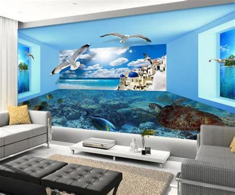 fascinating  wallpaper ideas  adorn  living room