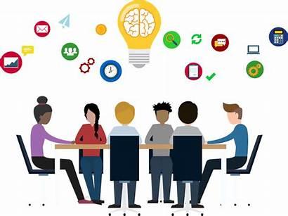 Project Collaboration Clipart Implementation Process Transparent Week