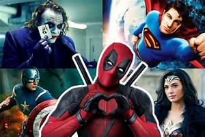 The, 50, Biggest, Superhero, Movies, Of, All, Time, At, The, U, S, Box, Office