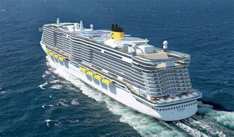 2 New Advanced Costa Cruise Ships On Order - Cutting Edge Technology On The Horizon - Cruise ...