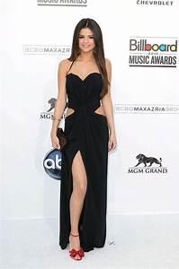 Selena Gomez black dresses 2017-2018 | B2B Fashion