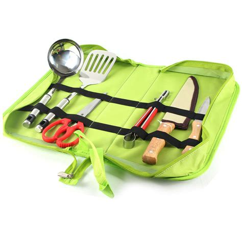 camping cooking kitchen tools utensil outdoor portable bbq garden