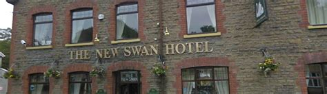 The New Swan Hotel  Home