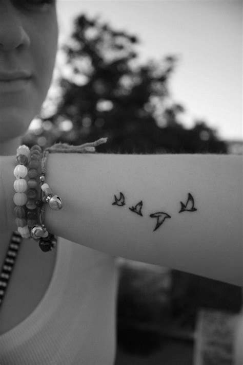100 Small Bird Tattoo Designs with Images (2020)