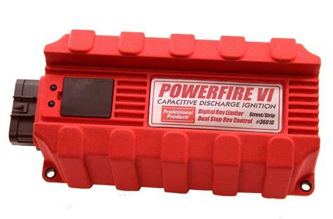 Professional Products 36010 Powerfire Vi Digital Cdi