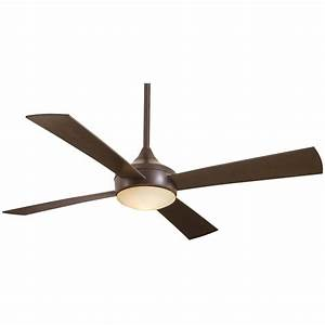 Minka aire aluma oil rubbed bronze outdoor ceiling fan