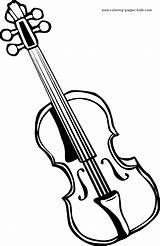 Coloring Violin Geige Ausmalbild Printable Ausmalen Violine Malvorlage Drawing Instruments Fiddle Zum Sketch Musikinstrumente Sheets Basteln Instrumente Musical Template Ausmalbilder sketch template