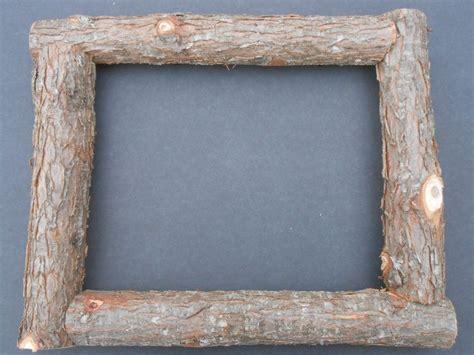 Rustic Picture Frame Cedar Log Home Decor Family Photo