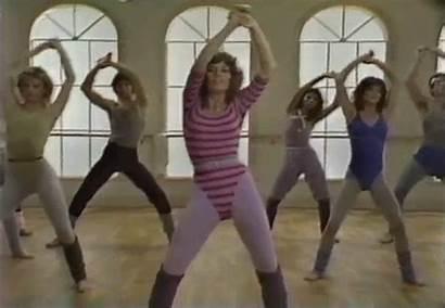 Fonda Jane Workout 1982 Class Vhs Exercise