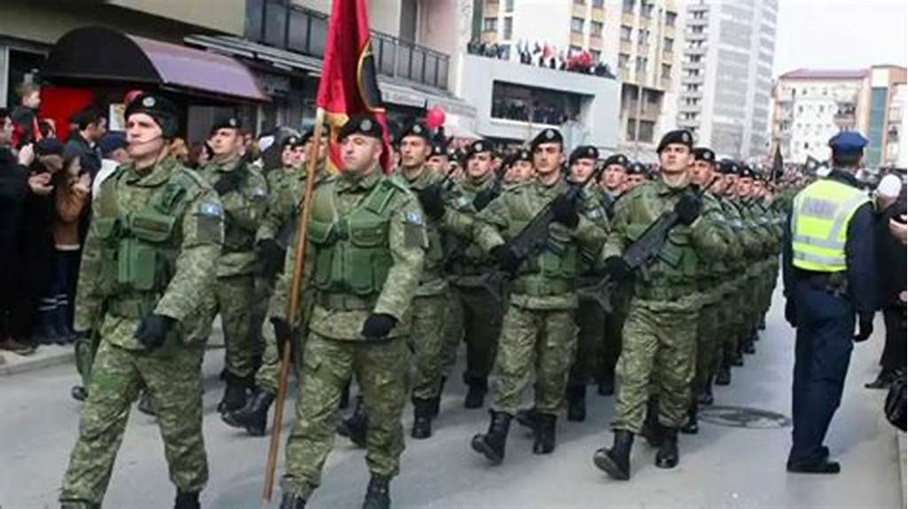 #Kosovo #Armed #Forces #And #Special #Forces #Republican #Guard