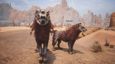 greater wolf variant  official conan exiles wiki