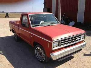 Buy Used 1983 Ford Ranger Base Standard Cab Pickup 2