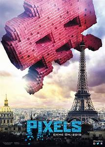 Pixels  2015  Movie Trailer  Release Date  Cast  Plot