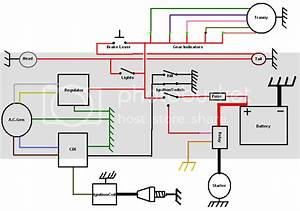 Atc 70 To 110 Project Bike Wiring Diagram Photo By Zagames