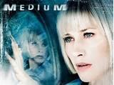 Medium (Series) - TV Tropes