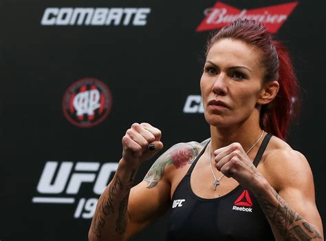UFC Fight Night: Lina Lansberg faces the formidable Cris ...
