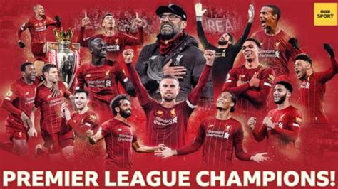 Liverpool emerge champions of English Premier League - OYO ...