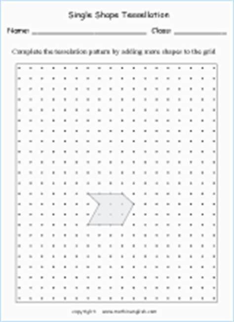 complete  tessellation pattern  adding