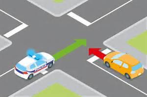 Intersection Code De La Route : tout savoir sur les v hicules prioritaires ornikar ~ Medecine-chirurgie-esthetiques.com Avis de Voitures