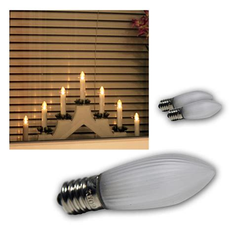 led l e10 replacement light bulbs candle arch fairy