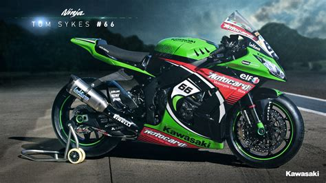 Kawasaki Zx10 R 4k Wallpapers by 2009 Kawasaki Zx 10r Green Wallpapers 60 Wallpapers