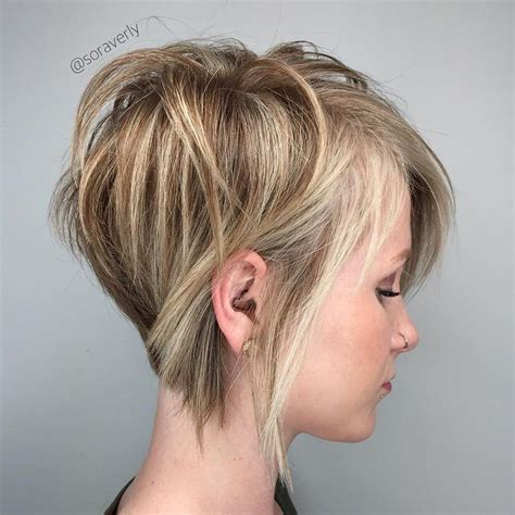 27 Hottest Short Hairstyles Haircuts Short Hair Color