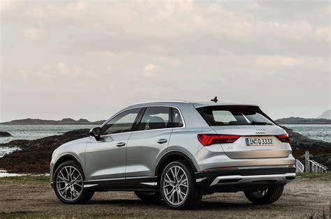 2019 audi q3 gets an aggressive redesign automobile magazine