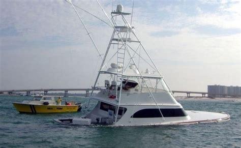Sport Fishing Boat Blueprints by Sunken Yachts 34 Pics Izismile