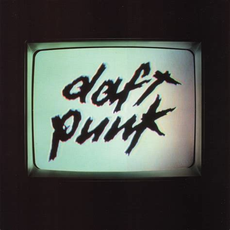 Daft Punk - Human After All 2xLp - Discos Bora Bora