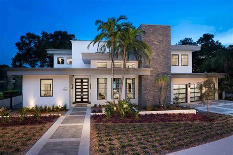 le marocaine maison du monde maison contemporaine en floride au design luxueux et 233 l 233 gant vivons maison