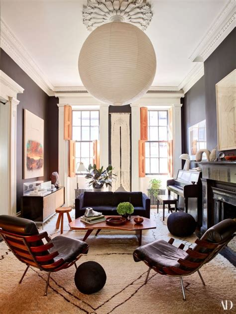 habitually chic julianne moores dream townhouse