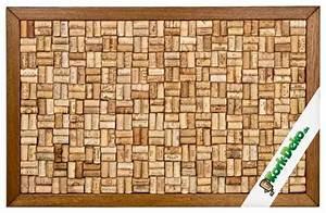 Pinnwand Aus Kork : xl pinnwand aus gebrauchten weinkorken rahmen eiche hell 90x60cm ~ Yasmunasinghe.com Haus und Dekorationen