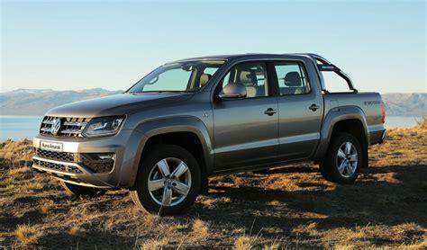 lanzamiento nueva volkswagen amarok en argentina