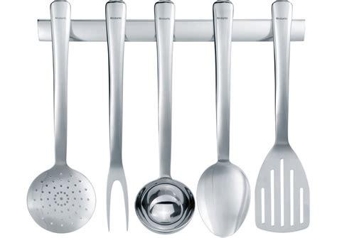 ustensile cuisine ustensiles de cuisine 6 éléments brabantia 360008 s line