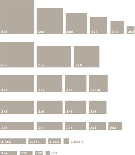 field tile sizes shapes  edge glazing motawi tileworks