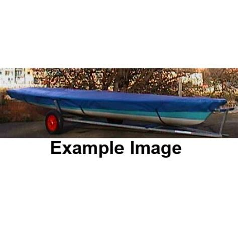 Laser Dinghy Boat Cover by Laser Boat Cover Breathable Tridentuk