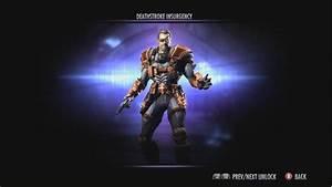 Archivo:Deathstroke insurgency.jpg - Wiki Injustice: Gods ...